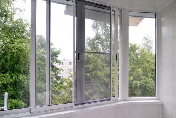 Алюминиевые окна в Алматы особенности остекления